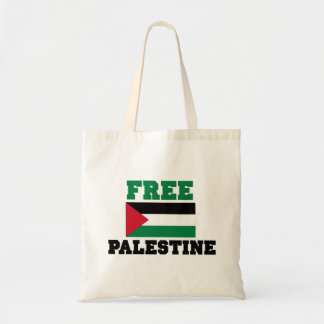 Free Palestine Budget Tote Bag