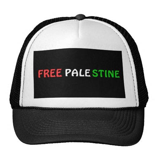 FREE PALESTINE Cap Hats