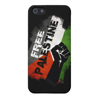 Free Palestine Cover For iPhone 5