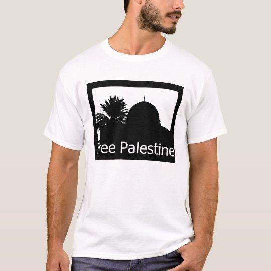 Free Palestine Dome T-Shirt