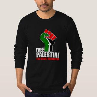 Free Palestine end Israeli Occupation, Shirt