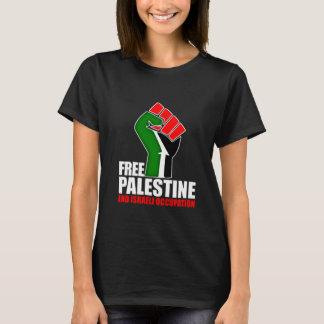 Free Palestine end Israeli Occupation, T-Shirt