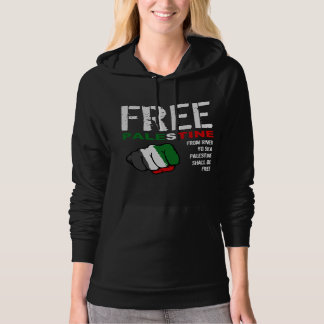 Free Palestine - From River to Sea Hoodie