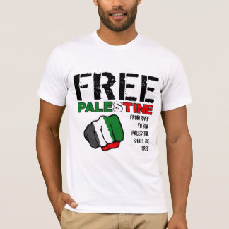 Free Palestine - From River to Sea T-Shirt