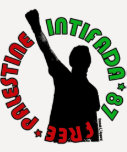 Free Palestine Intifada Tshirts