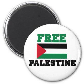 Free Palestine Magnet