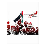 FREE PALESTINE POST CARDS