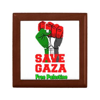 FREE PALESTINE PRAY FOR GAZA TRINKET BOXES