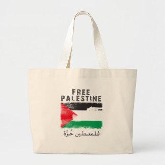 Free Palestine shirt Jumbo Tote Bag