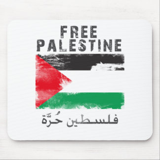 Free Palestine shirt Mouse Mat