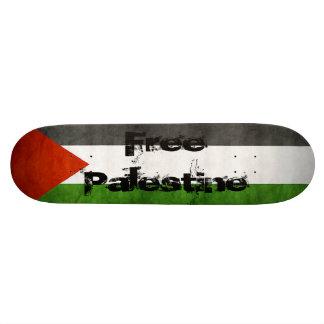 Free Palestine Skateboard Skate Deck