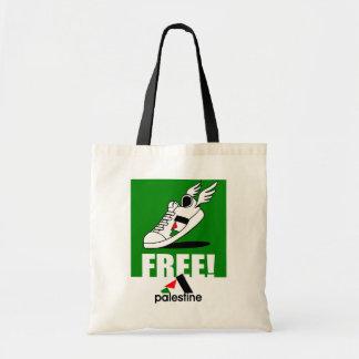 Free! Palestine Budget Tote Bag