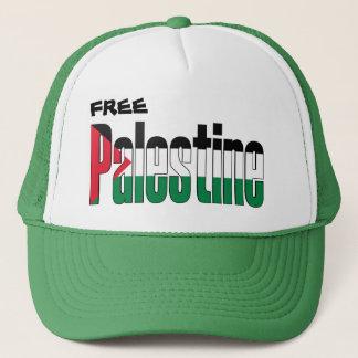 Free Palestine Trucker Hat