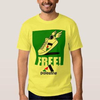 Free! Palestine Tshirt