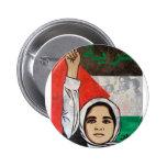 Free Palestine- Viva Palestina 6 Cm Round Badge