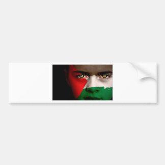 Free Palestine- Viva Palestina Bumper Sticker