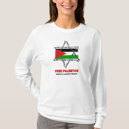 Free Palestine: World's Largest Prison shirt