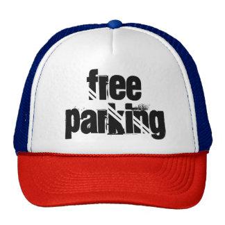 Free Parking Cap