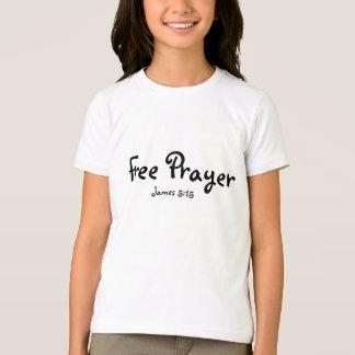 Free Prayer- girl stylish T-Shirt