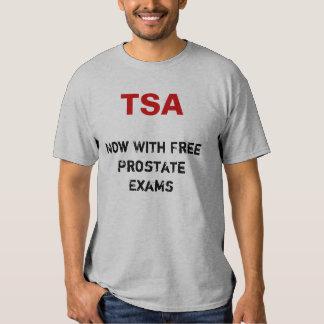 Free Prostate Exams Tshirt