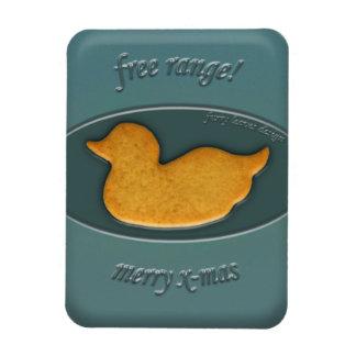 free range cookies magnet