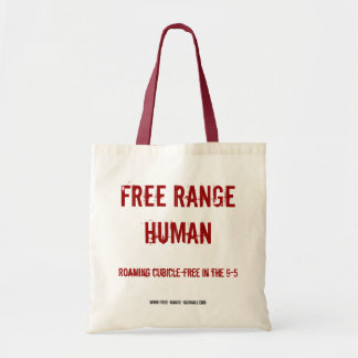 Free Range Human cubicle bag