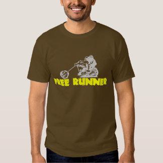 FREE RUNNER TEE SHIRT