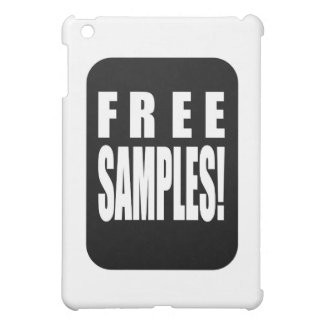 free samples cover for the iPad mini