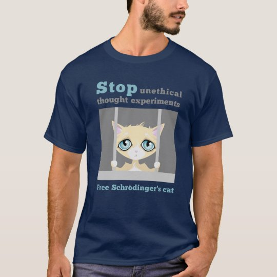 6206762ee Free Schrodinger's Cat T-Shirt | Zazzle.co.uk