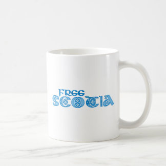 Free Scotia Coffee Mug