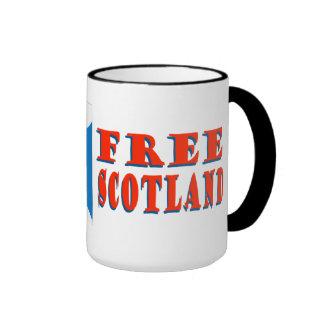 Free Scotland Mug