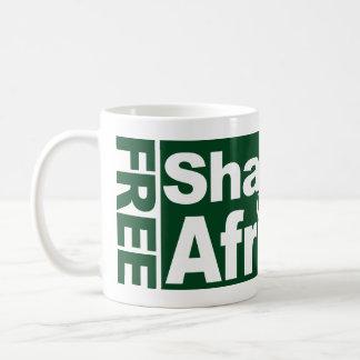 FREE Shakil Afridi Basic White Mug