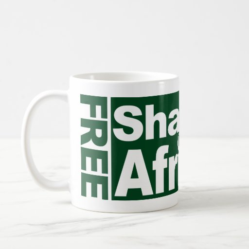 FREE Shakil Afridi Coffee Mugs