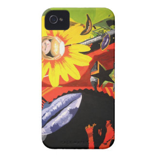 Free Speech Series iPhone 4 Cover
