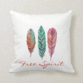 Free spirit cushion