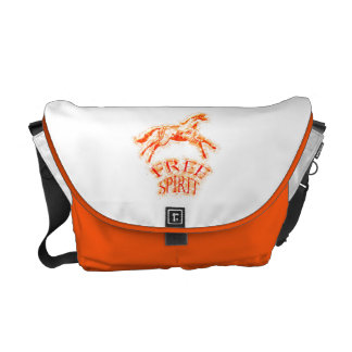 Free Spirit Courier Bag