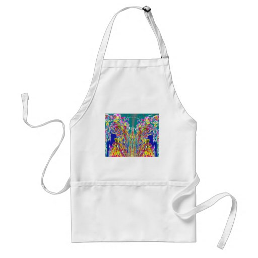 FREE spirited dance of flowers fountain of life 99 Aprons