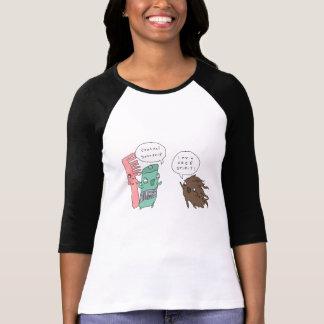 Free-spirited Hair | Cute Funny Comic T-Shirt