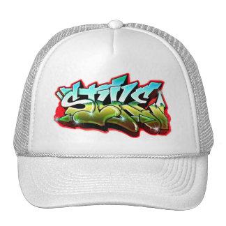 free style graffiti hat