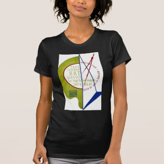 Free Summer Art Classes - WPA Poster - T-Shirt
