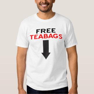 Free Teabags Tee