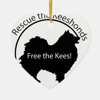 Free the Kees! Christmas Ornament