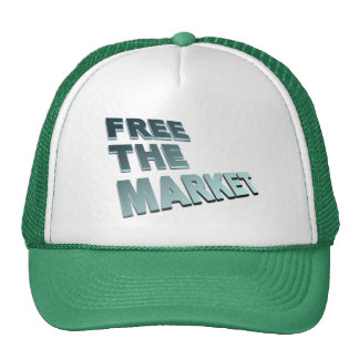 Free The Market Mesh Hats