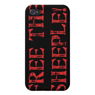 Free The Sheeple! iPhone 4/4S Covers