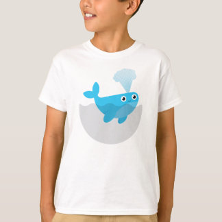 Free The Whales T-Shirt
