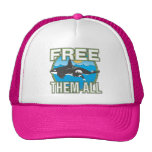 Free Them All (Whales) Cap