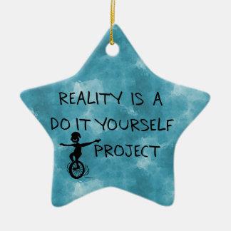Free Thinker Christmas Ornament