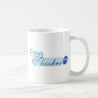 Free Thinker Coffee Mug