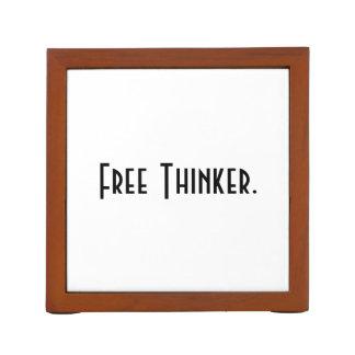 Free Thinker. Desk Organizer Desk Organisers