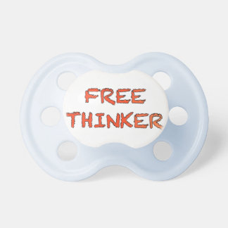 free thinker pacifiers